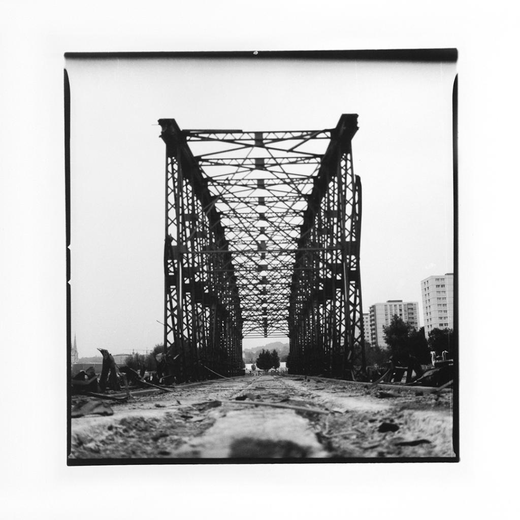 Eisenbahnbrücke 05 - Leonhartsberger