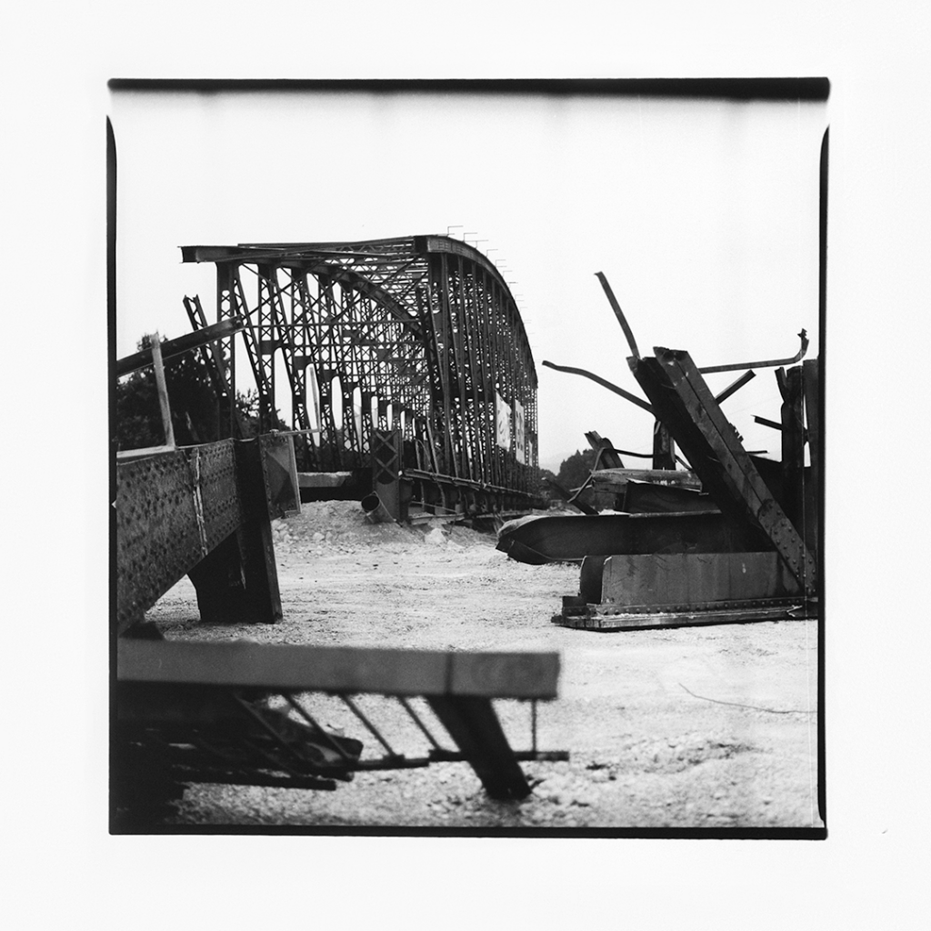 Eisenbahnbrücke 04 - Leonhartsberger