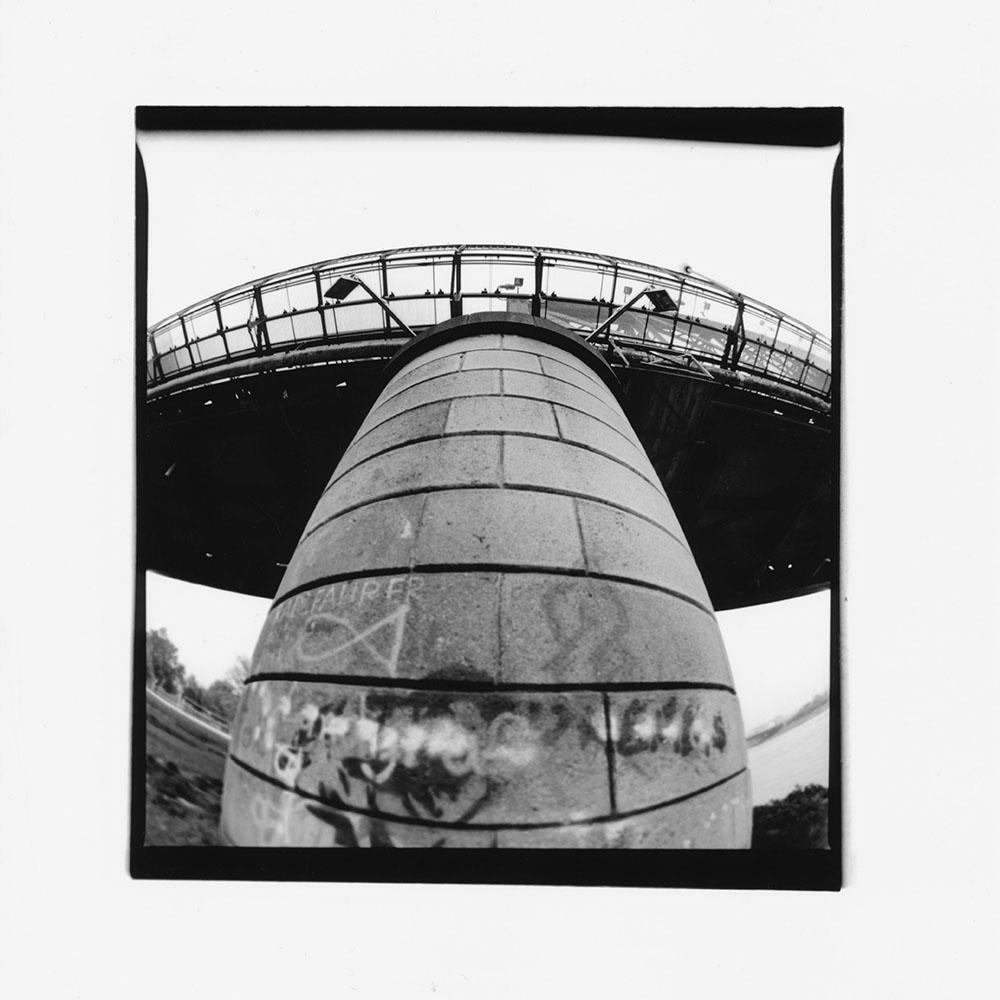 Eisenbahnbrücke – Michael Leonhartsberger